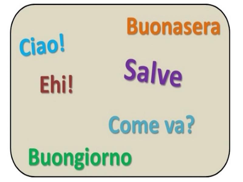 All the ways we greet in italian italian learning article italki all the ways we greet in italian m4hsunfo Choice Image